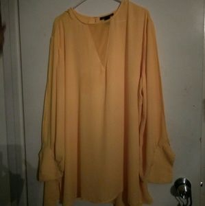 Yellow Canary Blouse